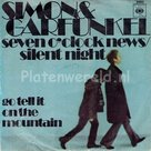 Simon-&-Garfunkel-7-Oclock-news-silent-night