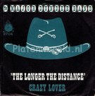 The Major Dundee Band - The longer the distance