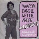 Janske - Ik kwam, ik zag, ik overwon