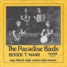 The Paradise Birds - Bekiek 't maar