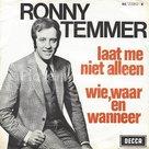 Ronny Temmer – Laat Me Niet Alleen