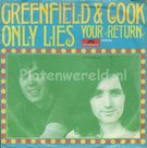 Greenfield & Cook ‎– Only lies