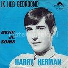 Harry Herman - Ik heb gedroomd