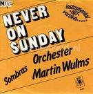 Orchester Martin Wulms  - Never on sunday