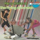 Harry holland ‎– The flying dutchman