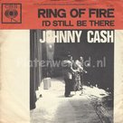 Johnny Cash ‎– Ring of fire