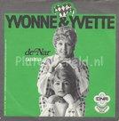 Yvonne en Yvette – De nar