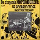 De Zingende Motorcoureur - De grasbaanrace