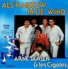 Arne Jansen & Les Cigales - Als 'n meeuw in de wind