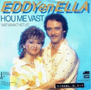 Eddy En Ella Hou Me Vast