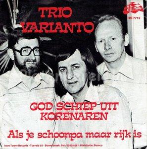 Trio Varianto - Als je schoonpa maar rijk is