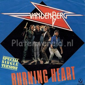 Vandenberg - Burning heart