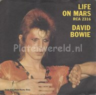 David Bowie ‎– Life on mars?