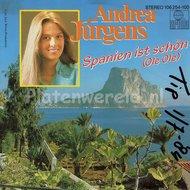 Andrea Jurgens - Spanien ist schön (olé olé)