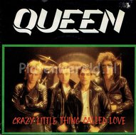 Queen - Grazy little thing called love